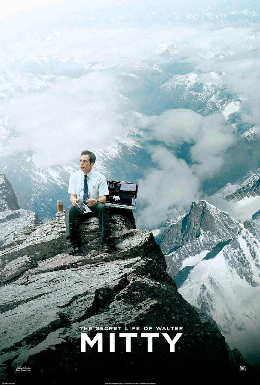 the movie life of walter mitty The secret life of walter mitty - when his job along with that of his co-worker are threatened, walter takes action in the real world embarking on a global journey that turns into an adventure more extraordinary than anything he could have ever imagined.