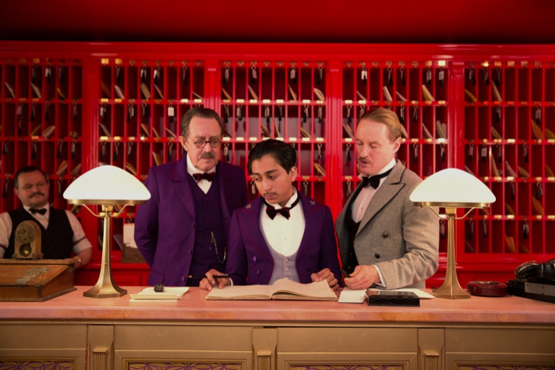 The Grand Budapest Hotel Summary