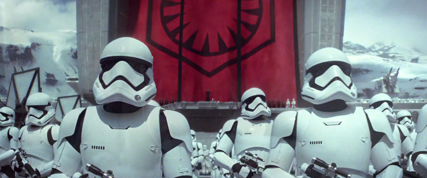 Star Wars The Force Awakens Screenhot