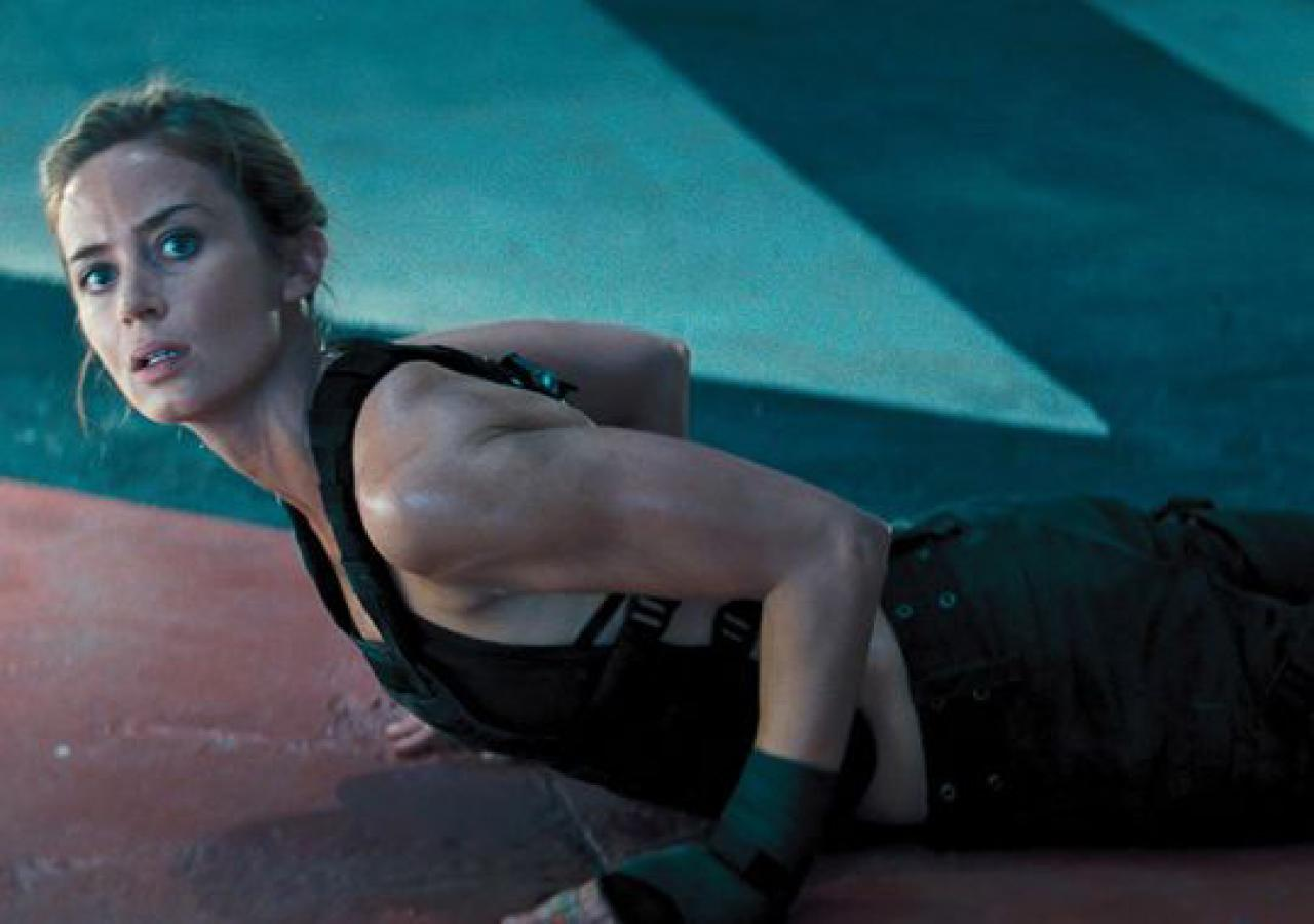 2 new images for The Edge of Tomorrow